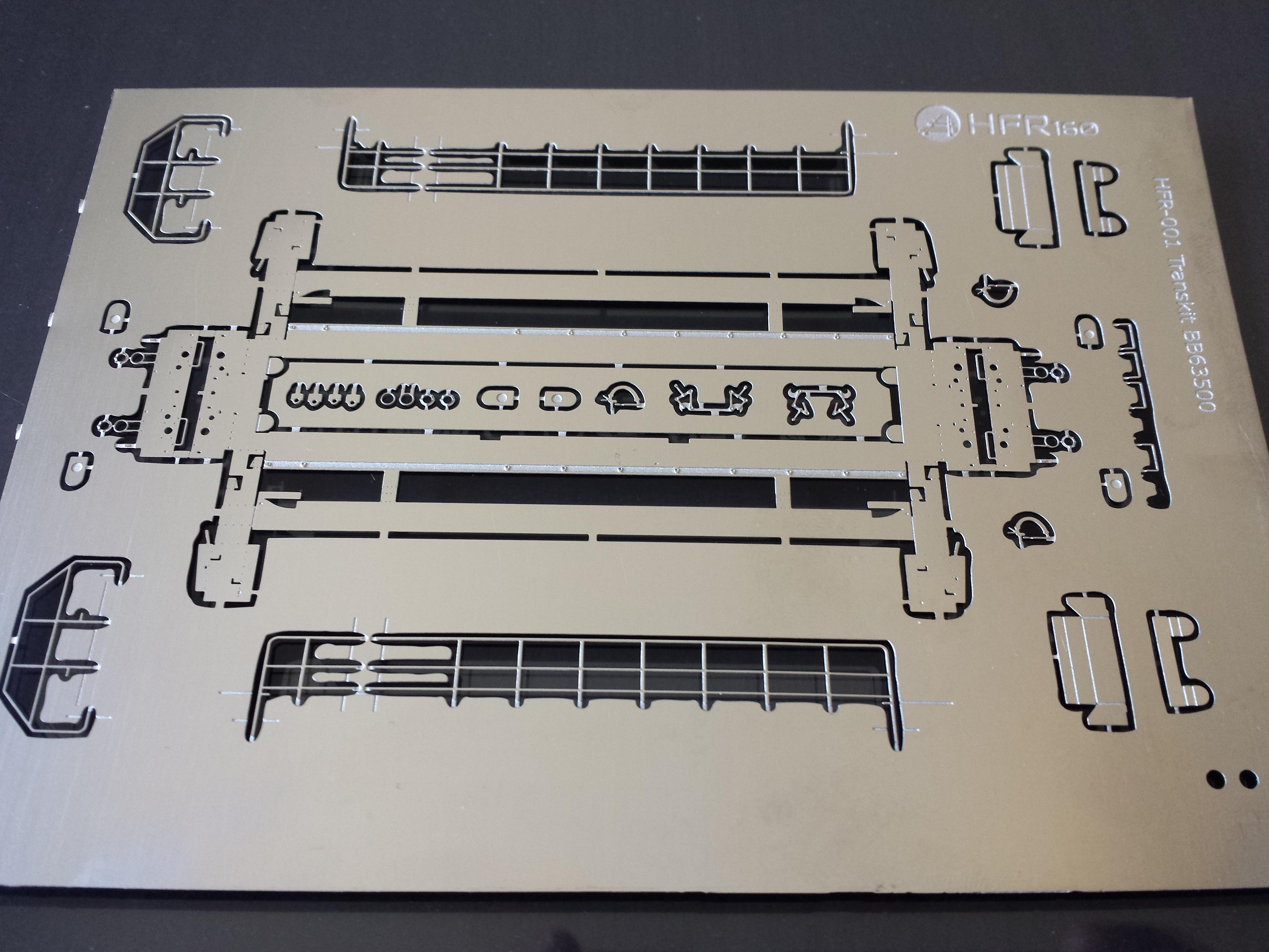 [HFR160] HFR-010 transkit BB63500 HFR-001