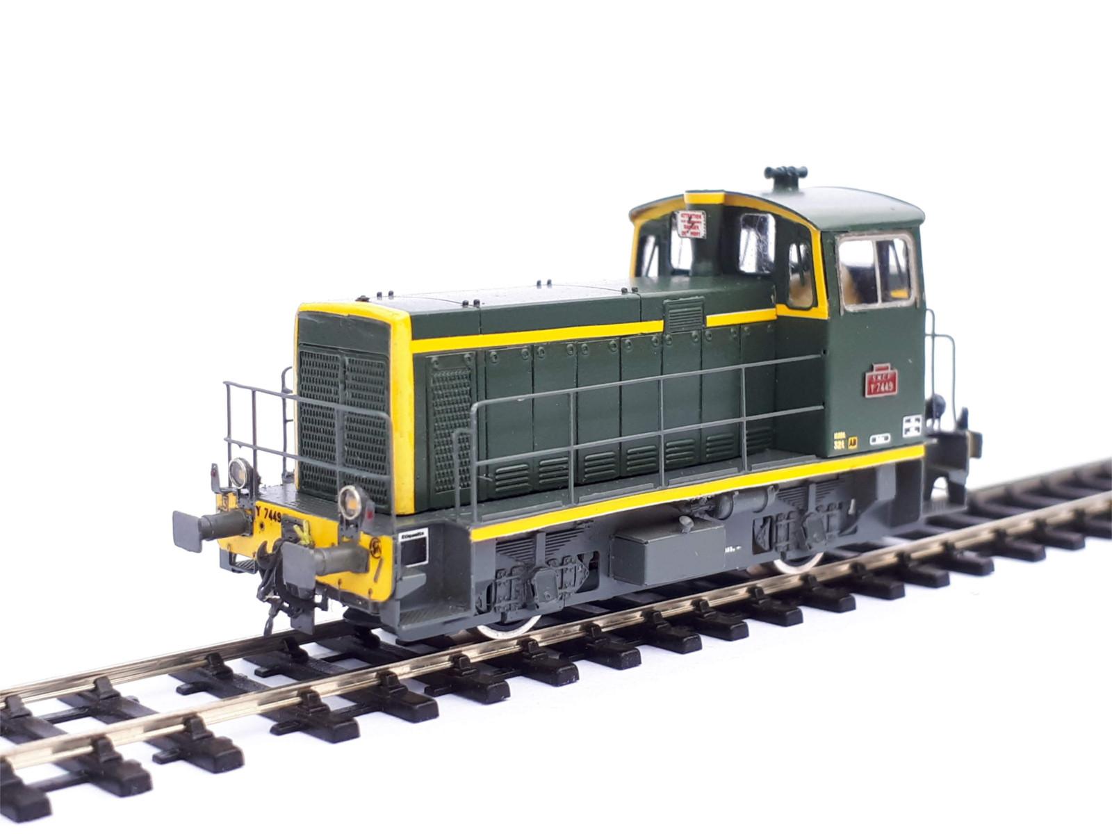 Kit Y7100 Y7400