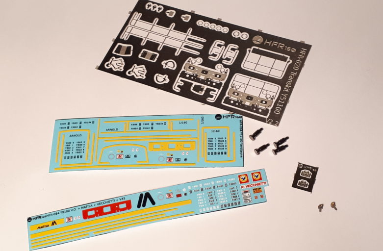 Nouveauté: transkit complet Y9100/Y51100