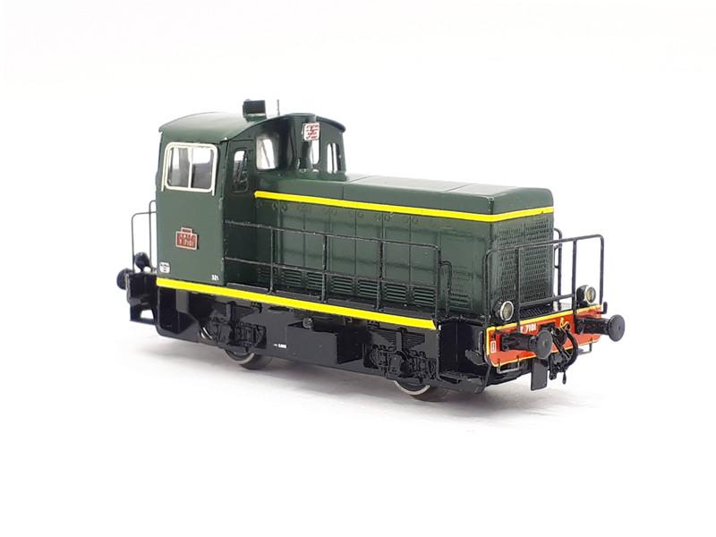 Nouvelles versions de Y7100/400 et kit châssis DCC