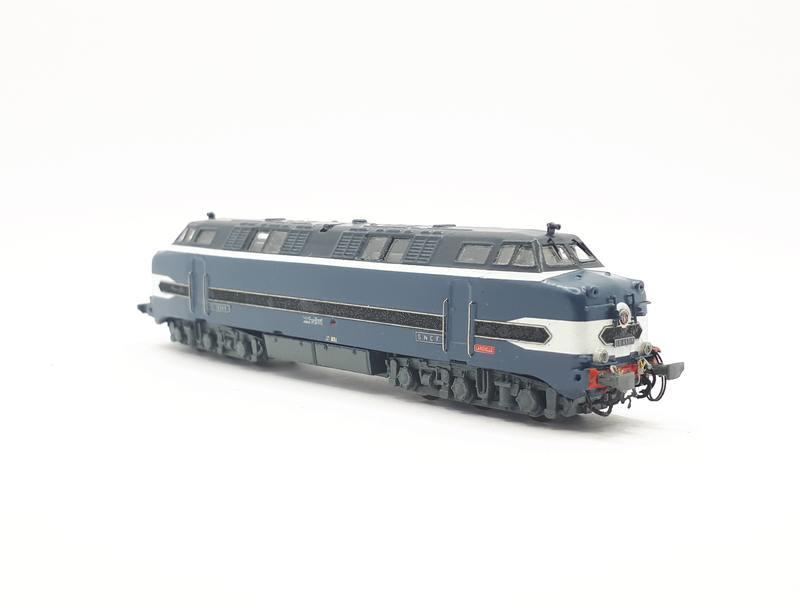 Kits locomotives